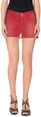 CYCLE Denim shorts $106 thestylecure.com