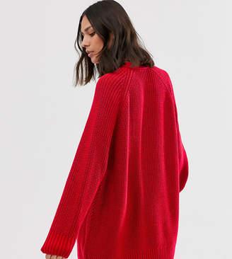 Monki longline sweater