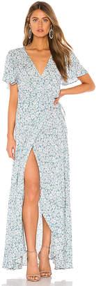 AUGUSTE Mila Muse Maxi Dress