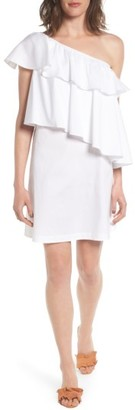 Women's Chelsea28 One-Shoulder Dress $79 thestylecure.com