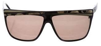 Laura B Oversize Wayfarer Sunglasses