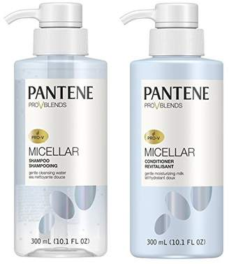 Pantene Blends Micellar Shampoo and Conditioner Bundle Pack