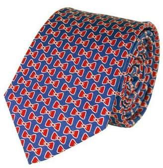 Lazyjack Press All Tied Up Silk Tie