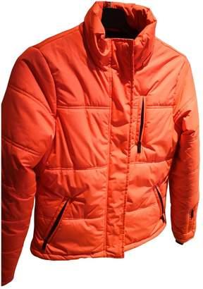 Topshop Tophop Orange Jacket for Women