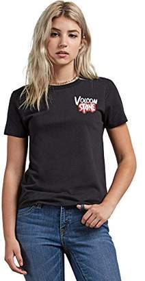 Volcom Junior's Skullactic Wave Short Sleeve Tee