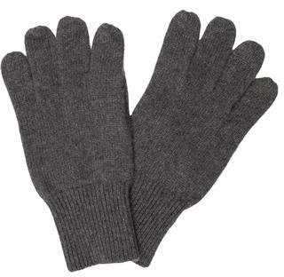 Portolano Cashmere Rib Knit Gloves w/ Tags