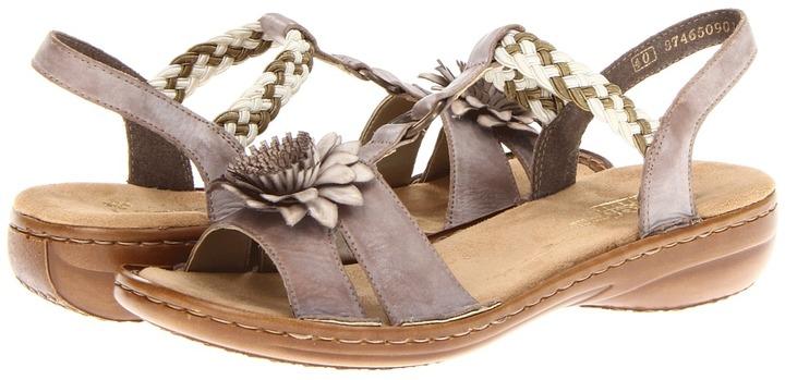 Rieker 60888 Regina 88 Women' Sandal