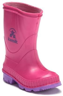 Kamik Stomp Waterproof Rain Boot (Toddler & Little Kid)