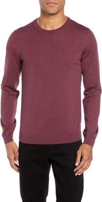BOSS Leno Slim Fit Virgin Wool Sweater