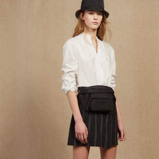 Sandro Cotton 2-in-1 dress