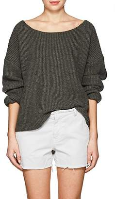 Nili Lotan Women's Martindale Cotton-Blend Sweater