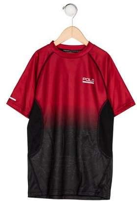 Polo Ralph Lauren Boys' Short Sleeve Shirt