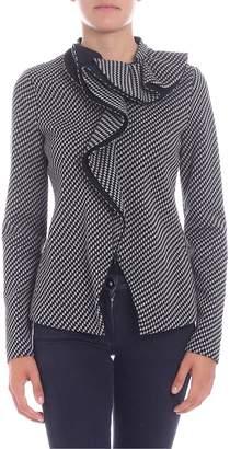 Emporio Armani Frills Jacket