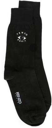 Kenzo 'Eye' socks $30 thestylecure.com