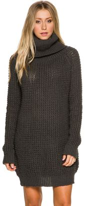 Swell Oceana Canyon Sweater Dress $59.95 thestylecure.com