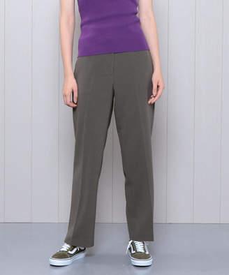 H Beauty&Youth (エイチ ビューティ アンド ユース) - [H]DOUBLE CLOTH WIDE TAPERED PANTS/パンツ