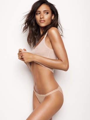Victoria's Secret Stretch Cotton String Bikini Panty