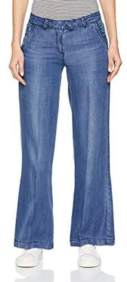 S'Oliver Women's 14.803.71.4649 Flared Jeans,38W x 34L