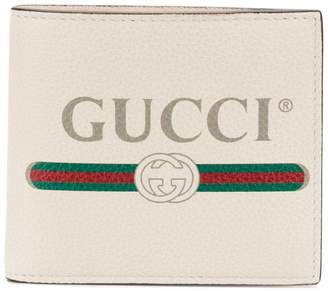 Gucci square foldable wallet