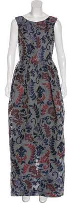 Tory Burch Sleeveless Maxi Dress