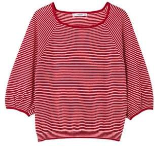 MANGO Stripe pattern sweater