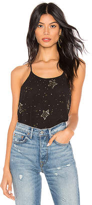 Free People Star Embellished Tank Top
