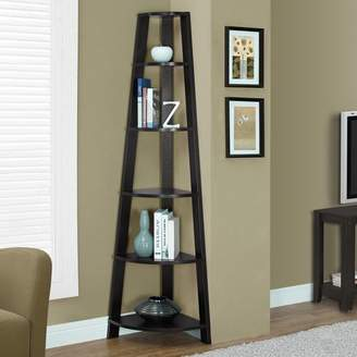 Latitude Run Sandara Corner Unit Bookcase
