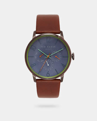 Ted Baker JAMITH Round face watch