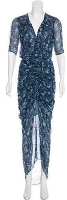 Veronica Beard 2016 Mariposa Midi Dress