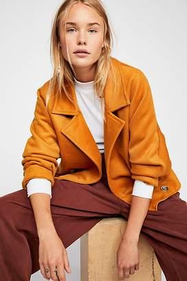 Bella Dolman Wool Coat