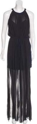 Sass & Bide Silk Maxi Dress