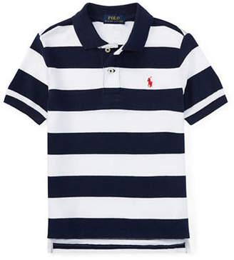 Ralph Lauren Striped Cotton Polo