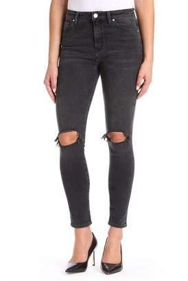 Mavi Jeans Lucy Ripped Super Skinny Jeans