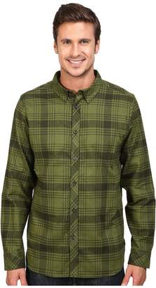 The North Face Long Sleeve Approach Flannel Men's Clothing