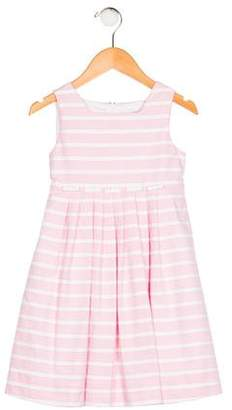 Florence Eiseman Girls' Stripe Dress