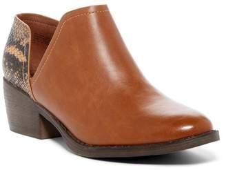 BC Footwear Flame Slip-On Bootie
