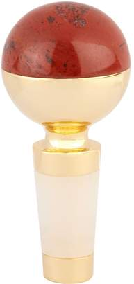 AERIN Jasper Stone Bottle Stopper