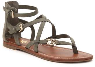 G by Guess Harver Gladiator Sandal
