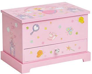 Mele Kerri Girl's Musical Ballerina Jewelry Box