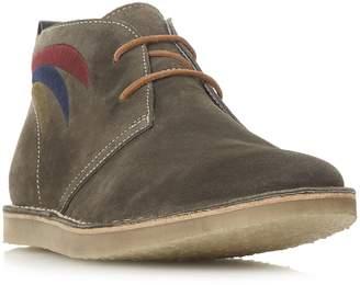 Portland, Mens Unlined chukka boots short length Homeboy