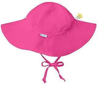 I Play Unisex Baby Solid Brim Sun Protection Hat 0-6 Months