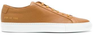 Common Projects low top perforated sneakers