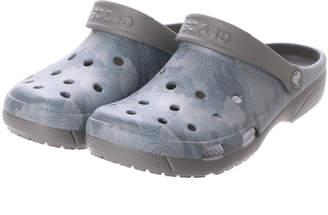 Crocs (クロックス) - クロックス crocs ユニセックス クロッグサンダル Crocs Coast Graphic Clog 204547-007