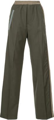 Kolor elasticated waist trousers