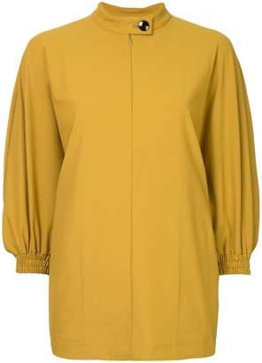 08sircus band collar blouse
