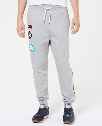 Tommy Hilfiger Men's Morris Patches Jogger Pants