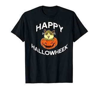 HAPPY HALLOWHEEK Guinea Pig T-Shirt Halloween Costume Meme