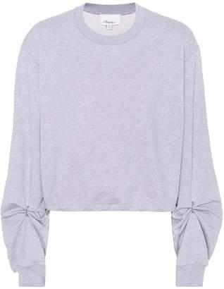 3.1 Phillip Lim Cotton-jersey sweater