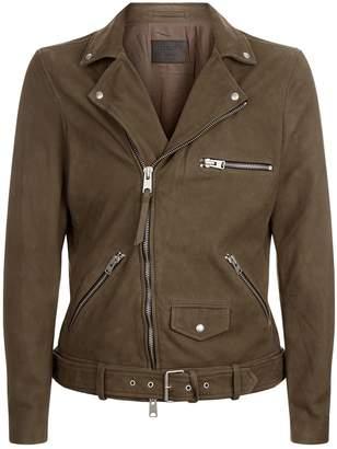 AllSaints Quinn Biker Jacket
