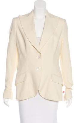 Christian Dior Diorissimo-Lined Jacket